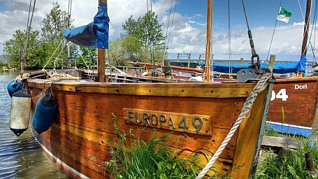 HP Juette Essen Boot Europa