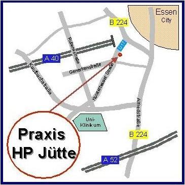 HP Juette Anfahrt