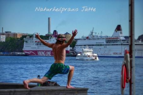 Chiropraktik Yoga 455