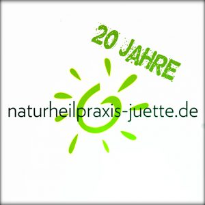 20 Jahre Naturheilpraxis Jütte