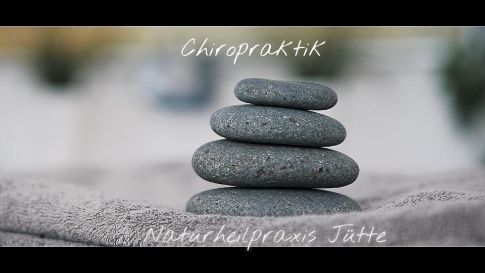 Chiropraktik Steine